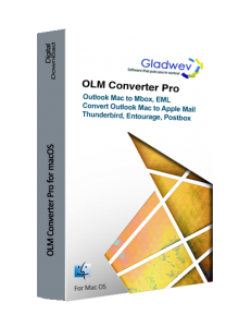 OLM Converter Pro - Ultimate Outlook Mac to Apple Mail conversion Utility